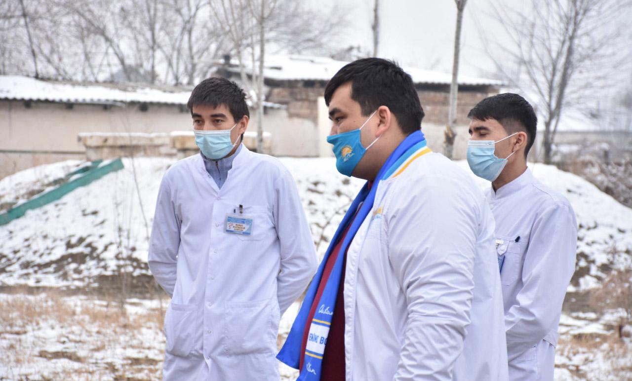 Түркістан–Мақтаарал: «Nur Otan» аудан тұрғындарының өмір сүру ұзақтығын арттыруға күш салады 5