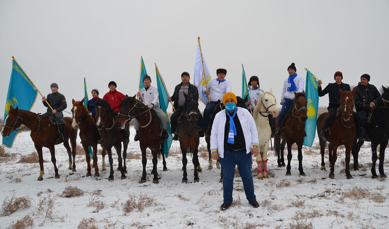 Түркістан–Мақтаарал: Ауданда ұлттық спорт түрлері дамитын болады 1