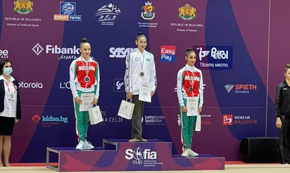 Эльжана Таниева Болгариядағы халықаралық турнирдің жеңімпазы атанды 1