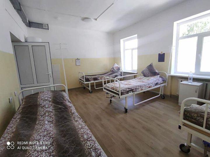 сайрам тұрғын алабында инсульт орталығы ашылды 1