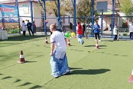 Шымкентте мүмкіндігі шектеулі азаматтар арасында спорттық сайыс өтті 1