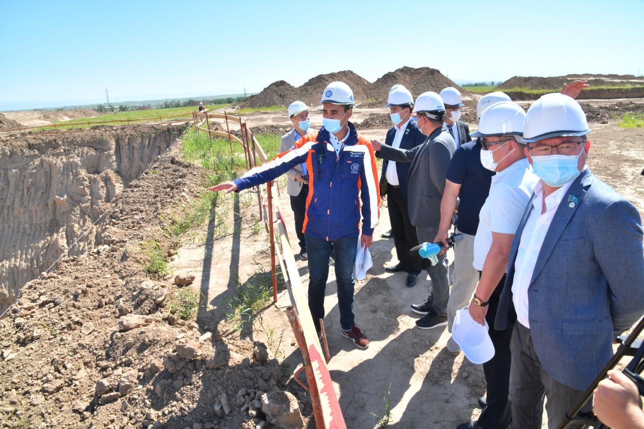 BI Group Шымкентте жаңа ипподромның құрылысын бастады 3
