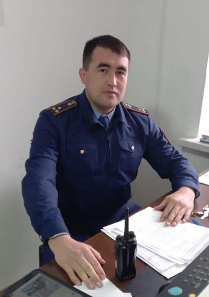 Қоғам тыныштығына жауапты учаскелік полиция инспекторы 1