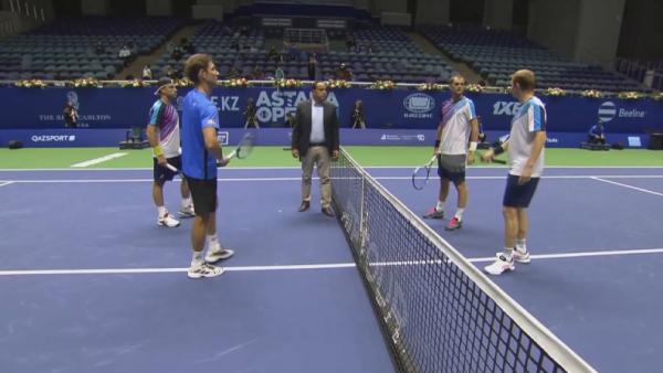Astana Open ATP 250: жерлестеріміз ширек финалға шықты 1