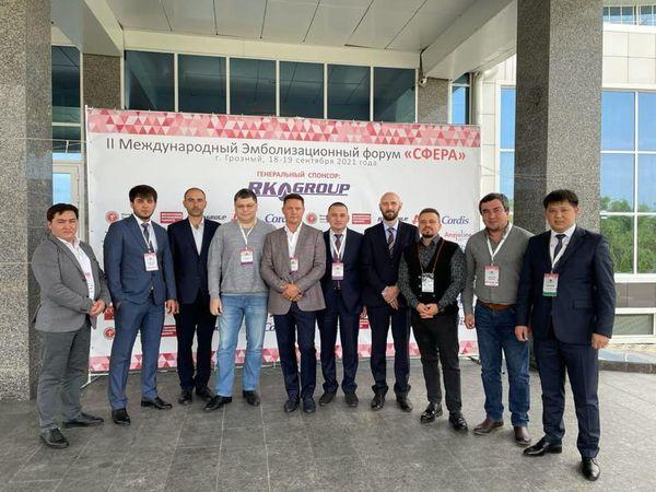 Шымкенттік онкологтар халықаралық форумда тәжірибесімен бөлісті 1