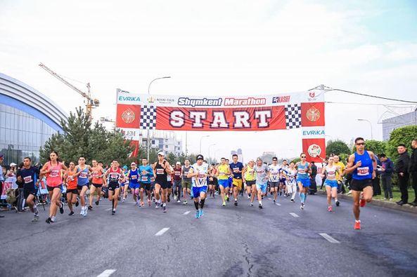 «Shymkent Marathon 2021» марафоны өтеді 1