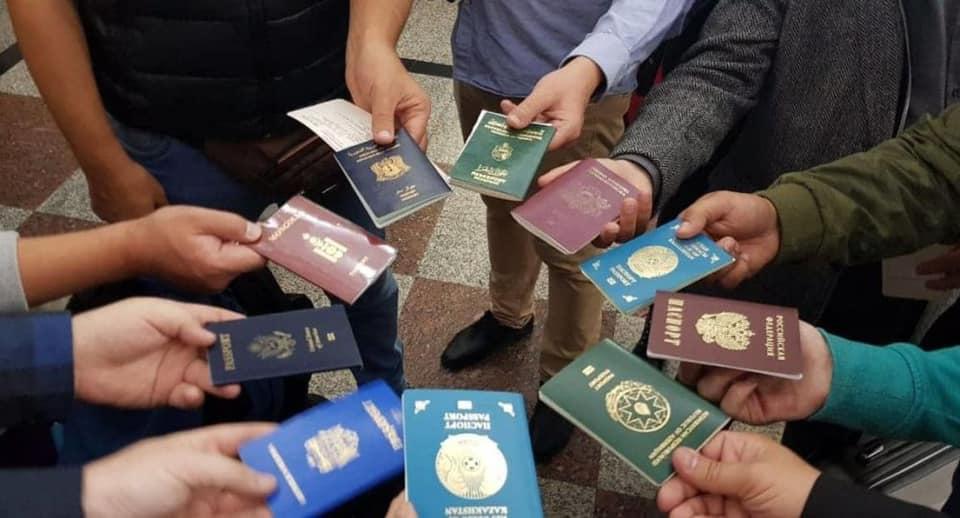 ҚР аумағынан тыс паспортты қалай қалпына келтіруге болады 1