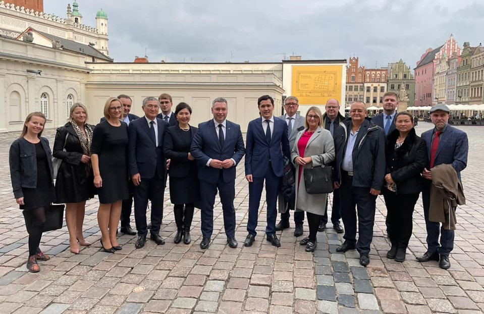Қала әкімінің орынбасары Польшадағы қоқыс өңдеу зауытының жұмысымен танысты 1